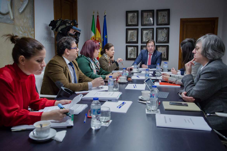 En marcha el Plan Anual de la Cooperación Extremeña para 2019