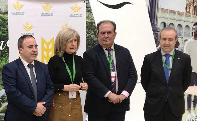 Caja Rural de Extremadura y FEXTUR impulsarán un turismo de calidad en la región