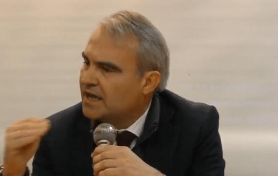 El senador popular por Badajoz Francisco Javier Fragoso lleva al Senado iniciativas de revitalización para los sectores de electrodomésticos, moda y textil y comercio minorista y proximidad
