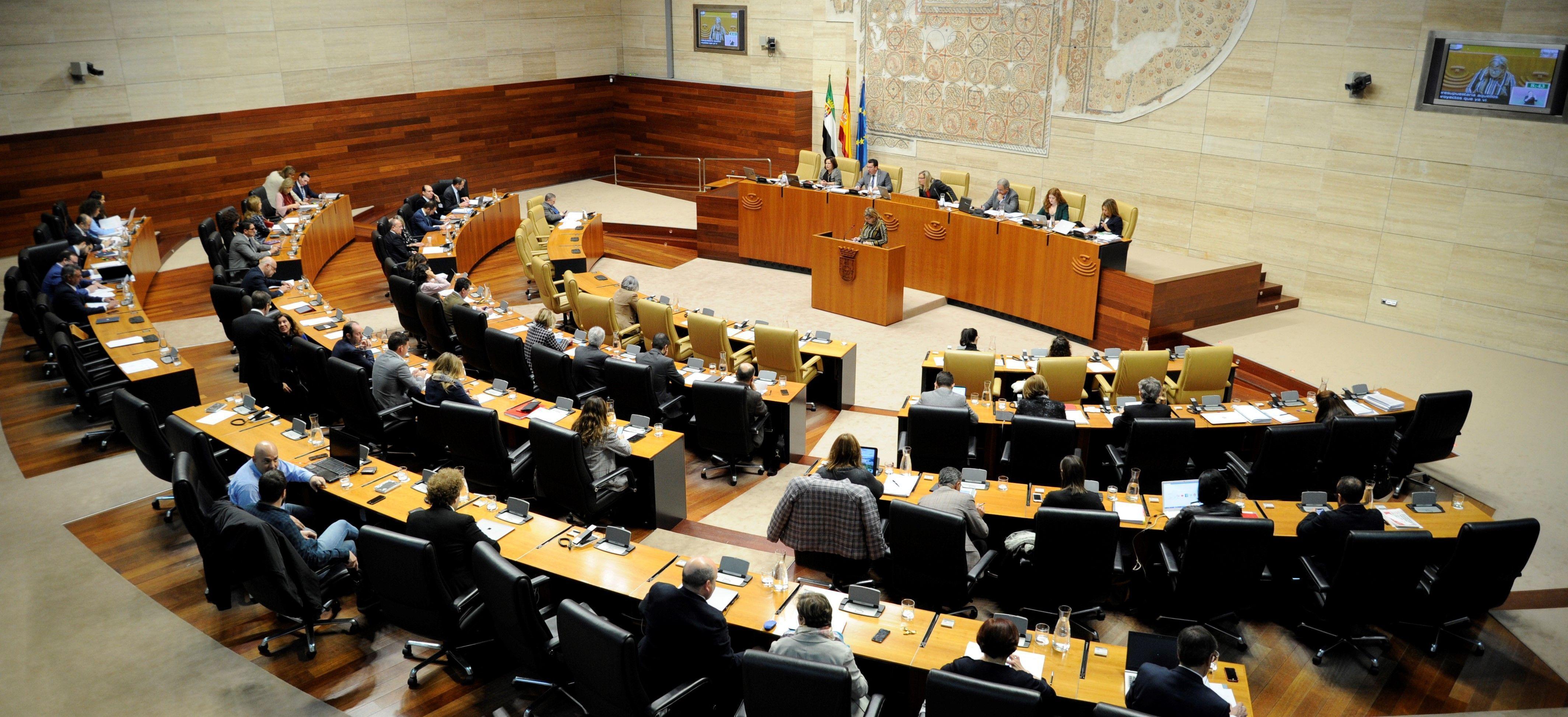 Aprobados los Presupuestos de Extremadura para 2019