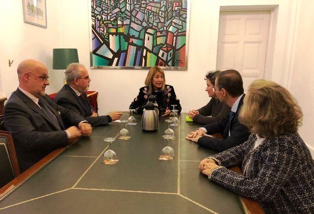 La Red Ibérica de Entidades Transfronterizas, RIET, celebra asamblea general en Cáceres para abordar la situación ferroviaria en la fachada ibérica atlántica