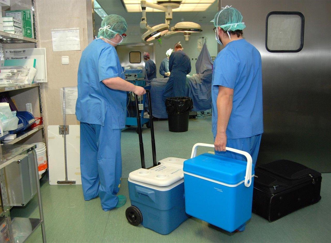 Récord histórico de donación y trasplante de órganos y tejidos, en Extremadura