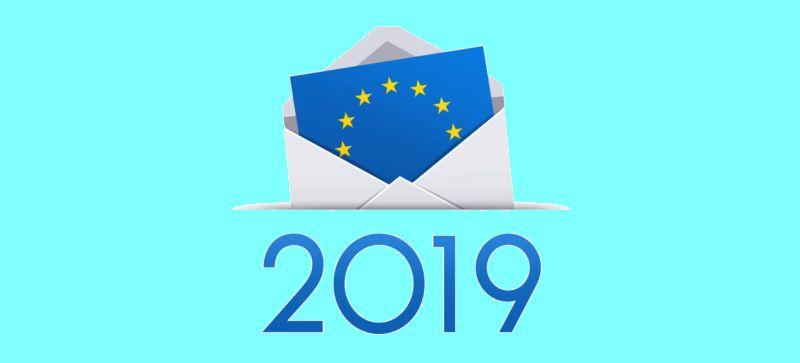 Elecciones europeas  – 26 de mayo de 2019 –