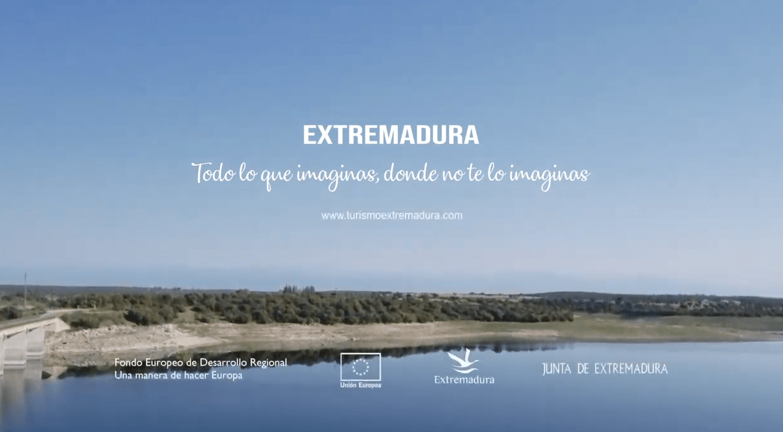 """""""Todo lo que imaginas, donde no te lo imaginas"""", nueva campaña turística para atraer viajeros, que se queden a vivir o que inviertan en Extremadura"""