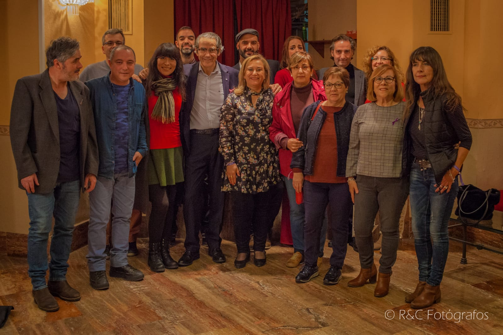 Gran éxito de CANTAUTARIA IV, Homenaje a Silvio Rodríguez, a favor de los afectados por fibromialgia