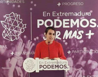 Podemos elaborará su programa electoral con asociaciones y colectivos sociales para crear una propuesta de cambio real para Extremadura