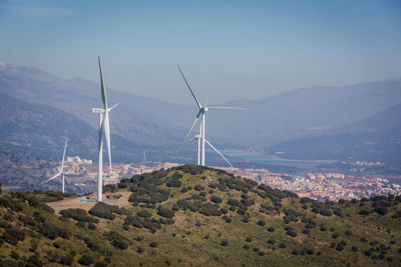 Se proyectan cinco nuevos parques eólicos en la provincia de Cáceres