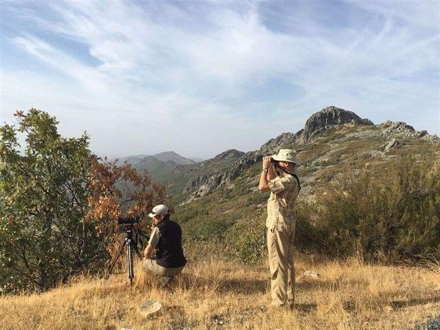 Periodistas irlandeses visitan Extremadura