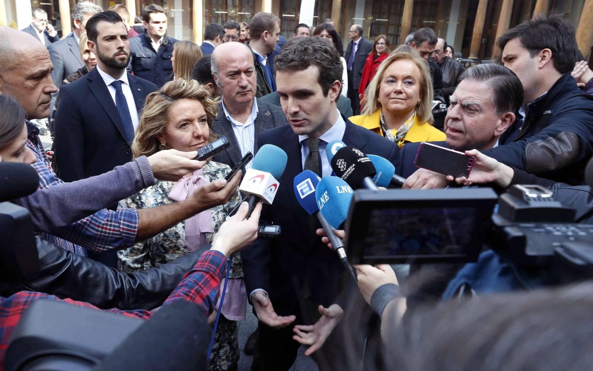"""El PP da marcha atrás y no irá a la manifestación del 8-M por estar """"monopolizada por la extrema izquierda"""""""