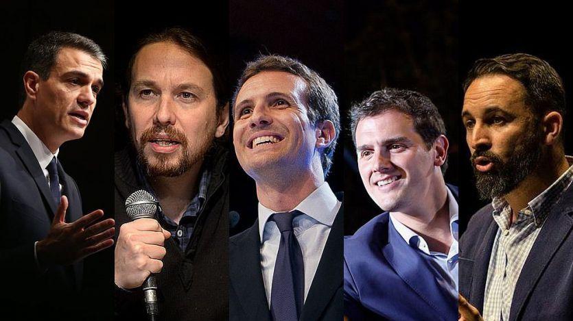 Superencuesta: El PSOE ganaría las elecciones con el 28,33% de los votos y en torno a 120 escaños.