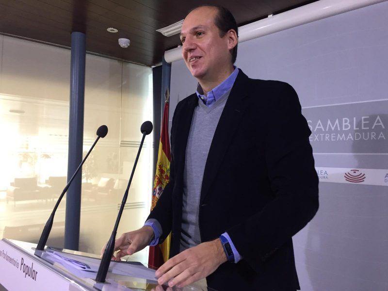 Hernández Carrón, PP: Los enchufes de socialistas en empresas públicas tenían el visto bueno de Vara y Vergeles