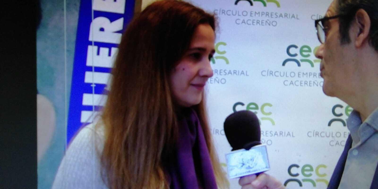 Convenio Fundación Mujeres-Círculo Empresarial Cacereño para potenciar el valor de la mujer empresaria de Cáceres