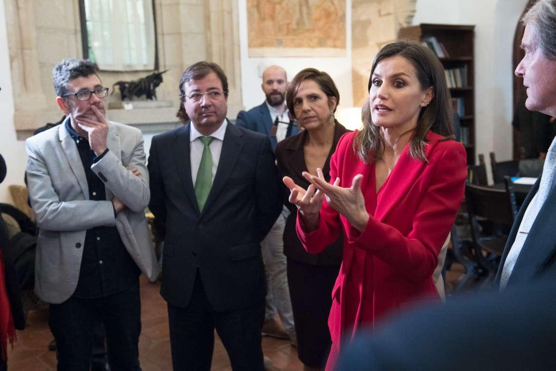 La reina Letizia preside el Premio Fundación Princesa de Girona Social 2019, que obtiene la trabajadora social Begoña Arana