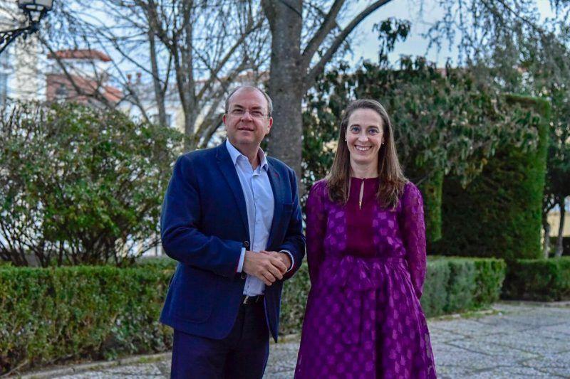 Monago, PP: Belén González va a ser la primera alcaldesa de Valencia de Alcántara