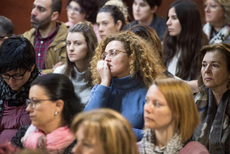 Acto institucional en Mérida con motivo del Día Internacional de la Mujer