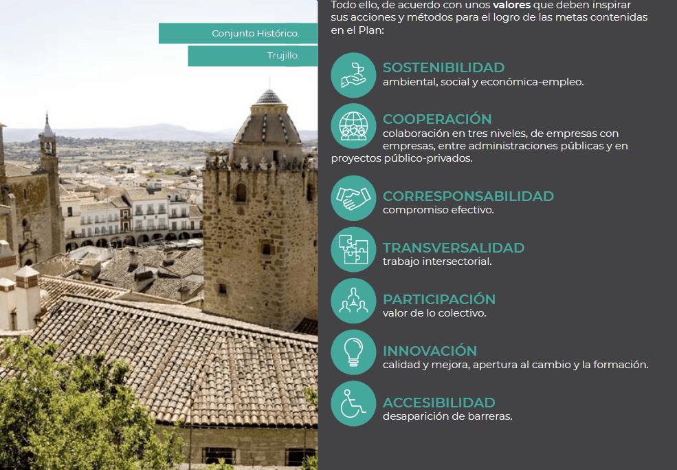 El IV Plan Concertado de Promoción Turística de Extremadura desarrollará 210 acciones en 2019, Año del Turismo Sostenible
