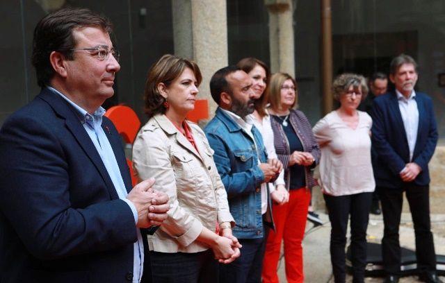 """Vara, PSOE: """"A la mentira y las calumnias los ciudadanos les van a contestar en las urnas"""""""