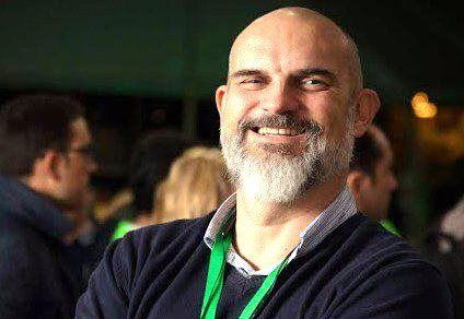 Víctor Sánchez del Real, candidato nº 1 al Congreso de VOX por Badajoz
