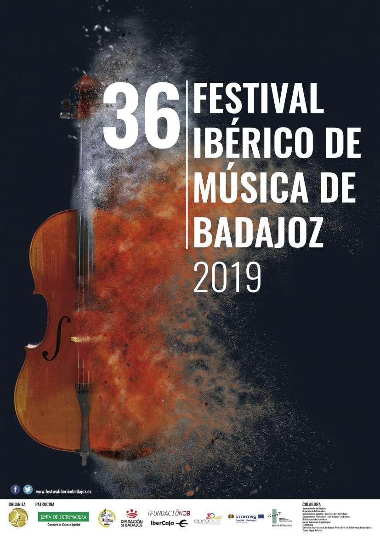19 conciertos ofrecerá el Festival Ibérico de Música en Extremadura y Portugal en su 36ª edición