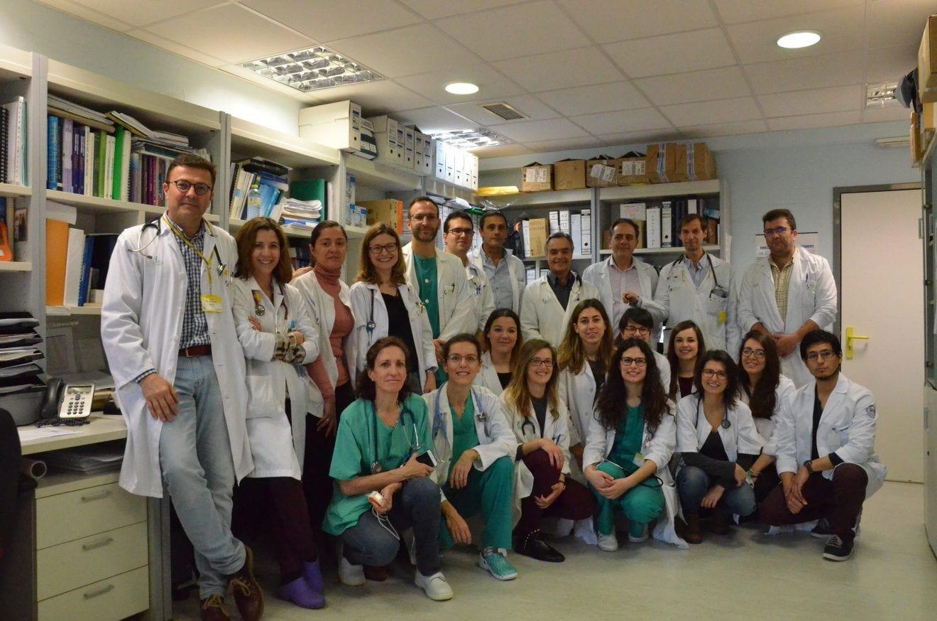 El complejo hospitalario Universitario de Cáceres ha coordinado un estudio para combatir el síndrome de hipoventilación y obesidad