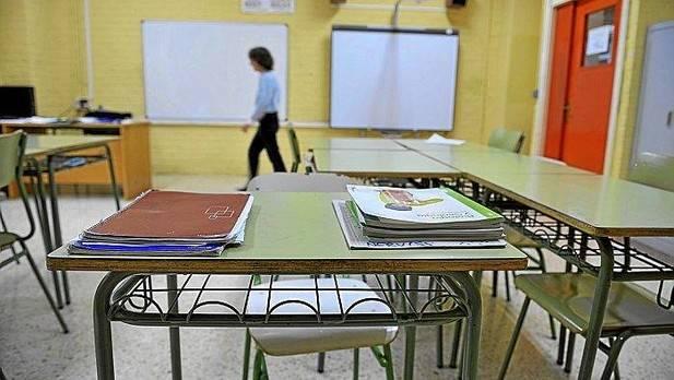 Baja el absentismo escolar en Extremadura en el curso 2017-18