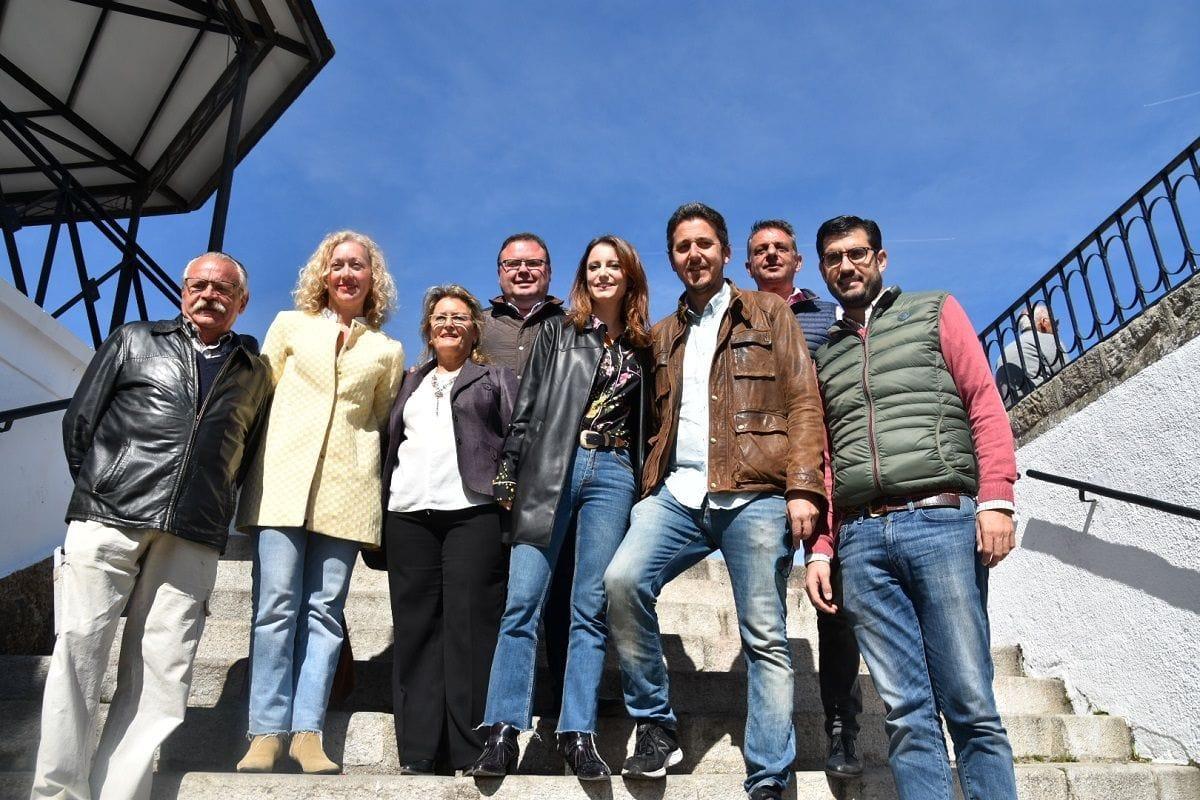 """Levy asegura que Extremadura """"merece"""" un proyecto como el del PP """"centrado en la agricultura y la ganadería, con sensibilidad por el mundo rural, para que crezca, cree empleo y desarrollo económico"""""""