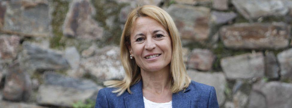 """Elena Nevado, PP : """"Yo deseo que el proyecto que ahora va a encabezar Rafa siga adelante """""""