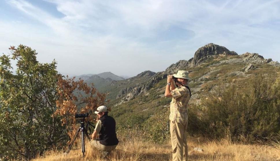 Turismo participa por primera vez en Doñana Birdfair para promocionar el sur de Extremadura como destino de naturaleza