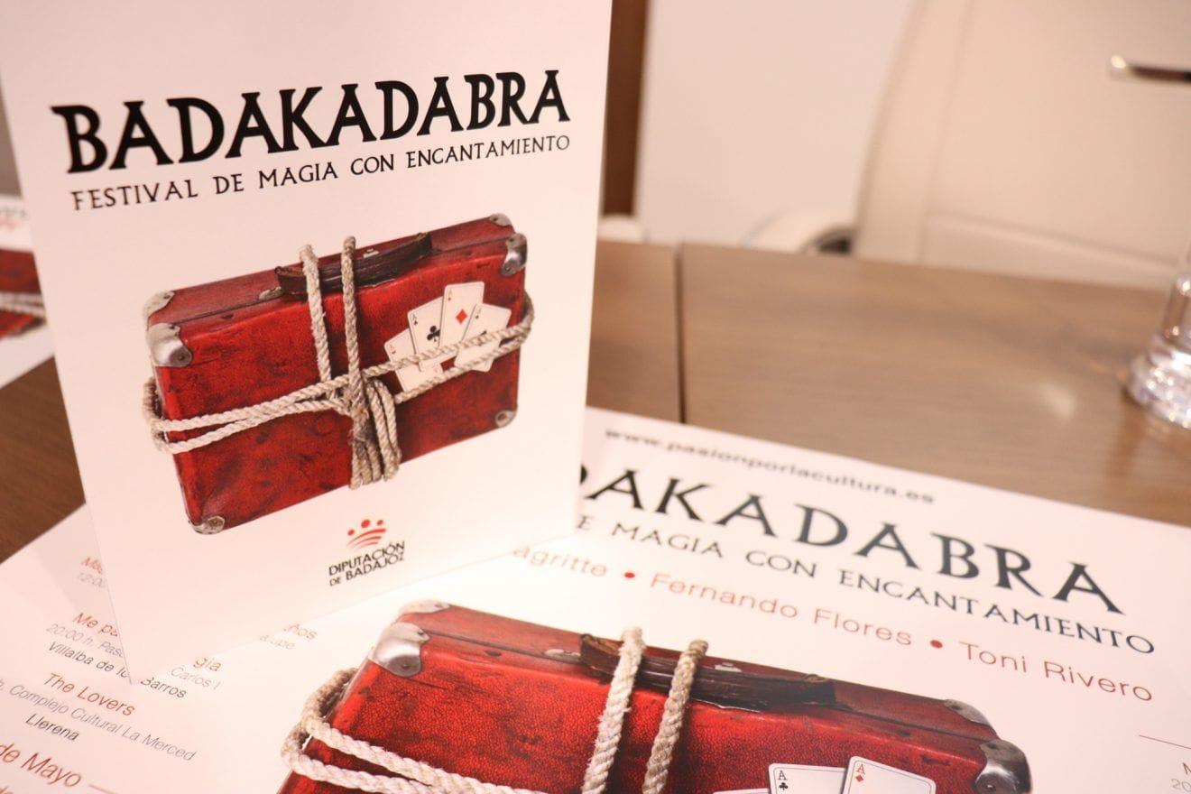 Badakadabra,  I Festival de Magia con Encantamiento en la provincia de Badajoz