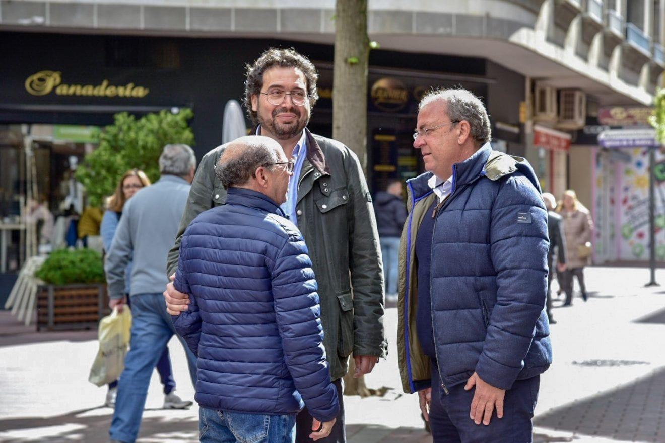 """Monago, PP: """" Con el PSOE lo malo siempre llega primero a Extremadura"""""""