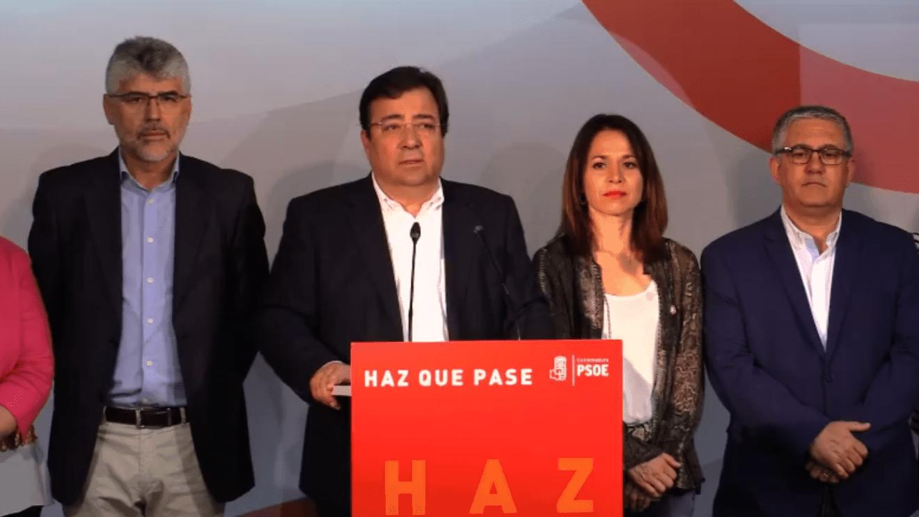 Vara: Seremos enormemente leales y reivindicativos al gobierno de España