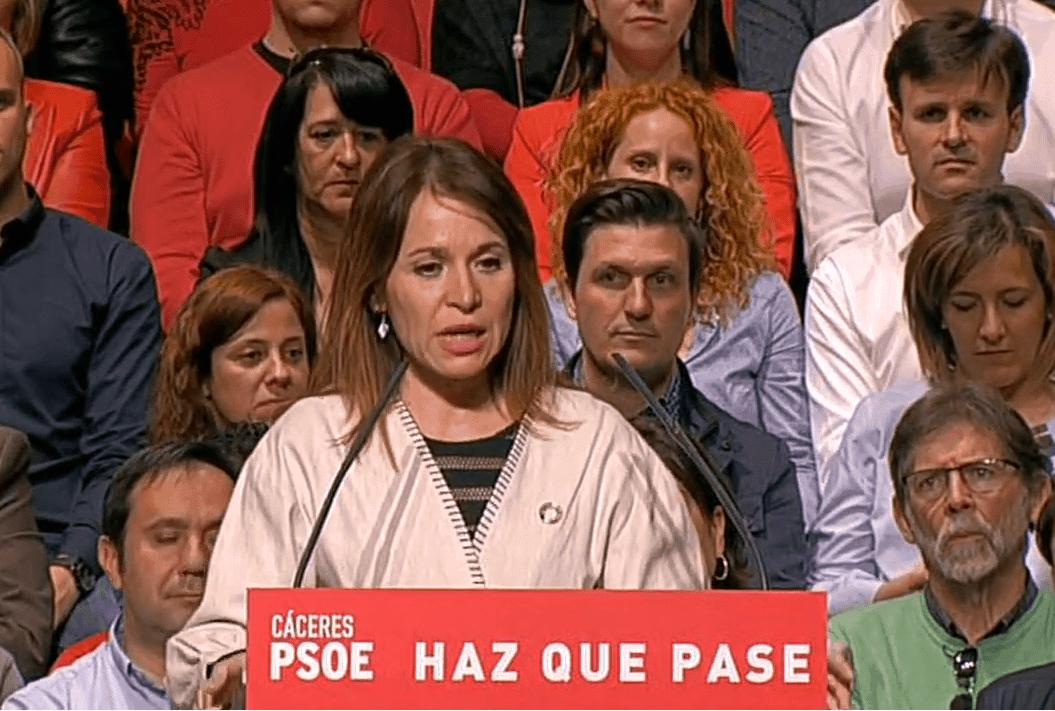 Belén Fernández será portavoz adjunta del PSOE en el Congreso de los Diputados