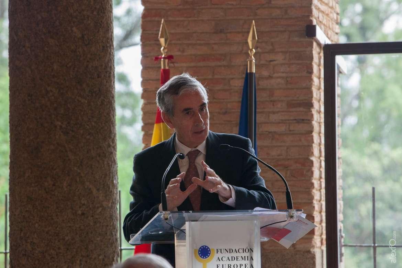 Ramón Jáuregui será investido como nuevo académico de Yuste