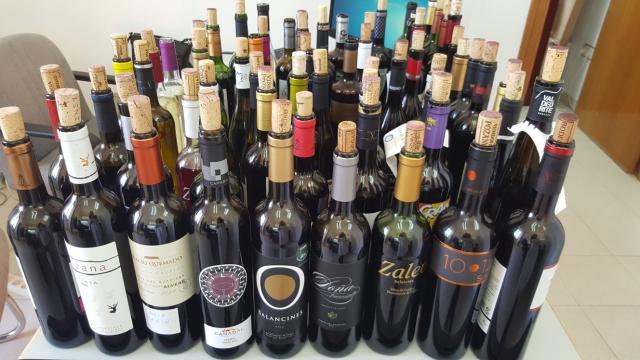 Casi un centenar de vinos del 95% de las bodegas DO Ribera del Guadiana concurren a los  Premios Espiga Vino de Caja Rural de Extremadura