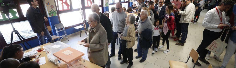 Elecciones 28-A en Extremadura: El PSOE gana y entran en el Congreso Ciudadanos y VOX, con el PP hundido