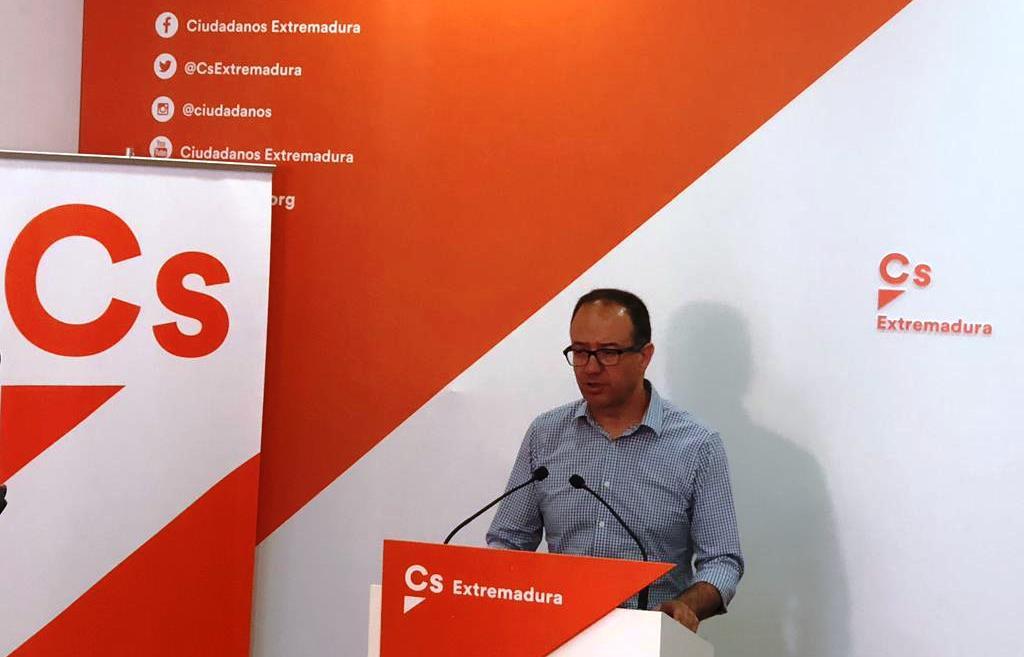 Polo, Ciudadanos: La mina de litio tendrá peso en la negociación para la gobernabilidad del ayuntamiento de Cáceres