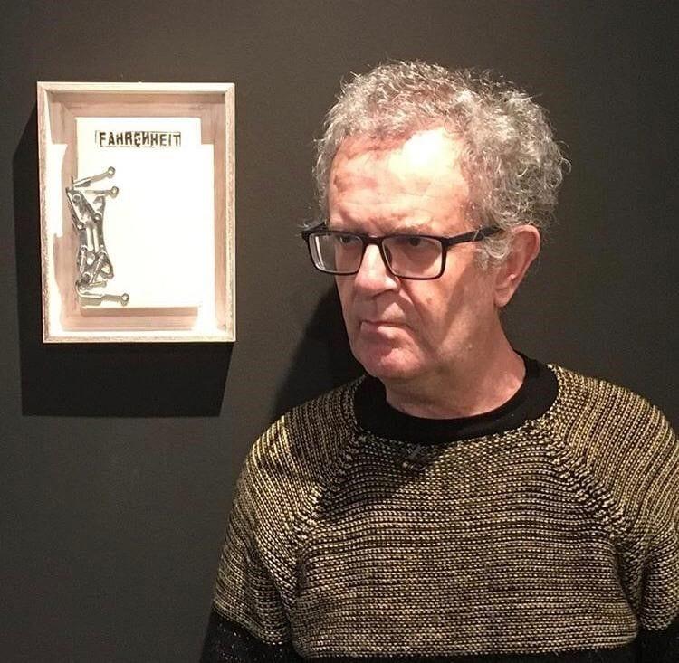 Fallece el artista multidisciplinar Luis Costillo