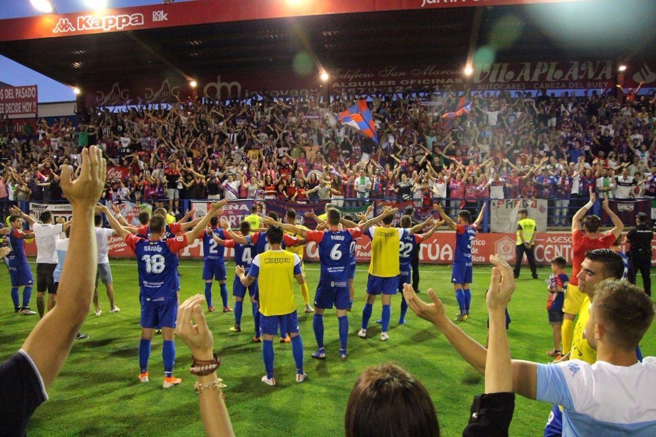 El Extremadura apunta a una nueva temporada en Segunda