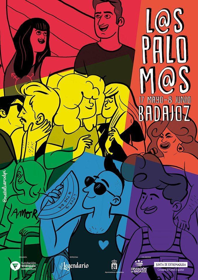 La IX edición de Los Palomos se celebrará del 17 de mayo al 8 de junio
