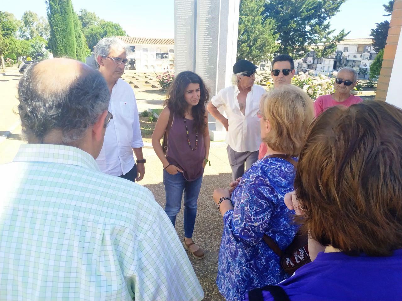 Unidas Por Extremadura se compromete a financiar adecuadamente la Ley de Memoria Democrática de Extremadura