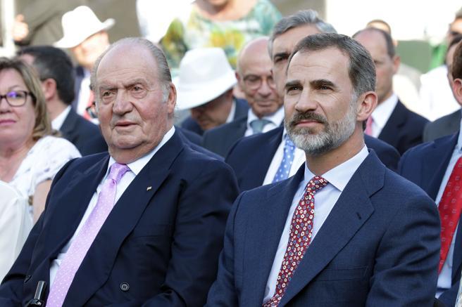 El rey emérito Juan Carlos I se retira de la vida pública