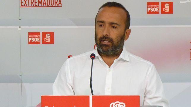 Miguel Angel Morales, propuesto para Vicepresidente de la Asamblea de Extremadura
