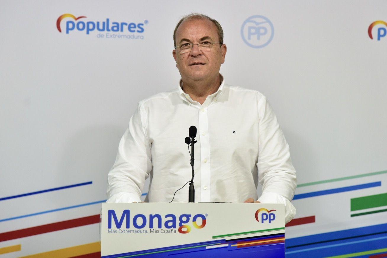 Monago rescindirá el concurso de trsnporte sanitario a Ambulancias Tenorio si es presidente tras el  26-M