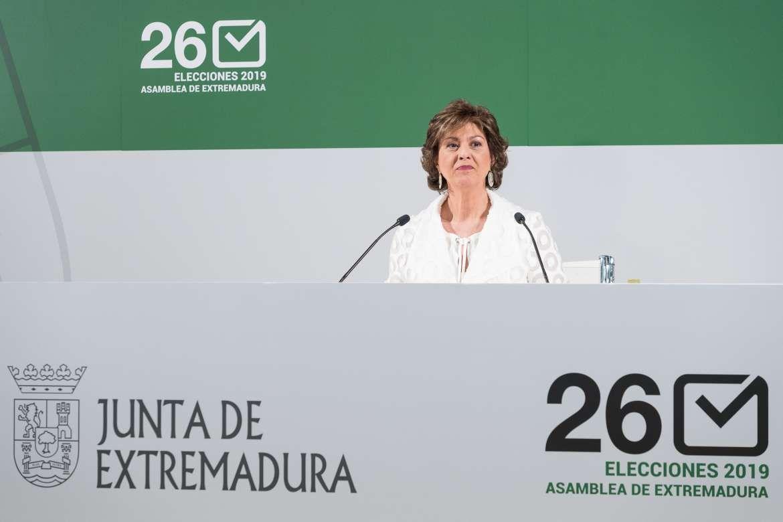 Extremadura supera el 40% de participación en las elecciones autonómicas a las dos de la tarde
