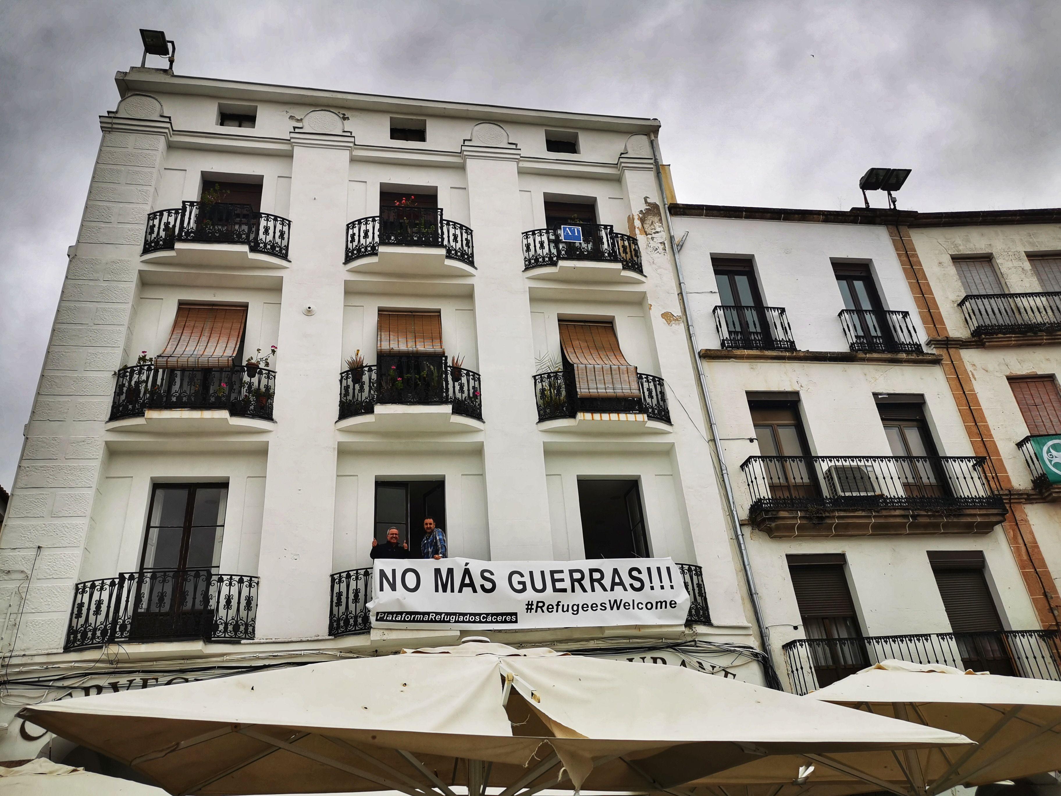 Un grito para las personas refugiadas sonará en Womad Cáceres 2019