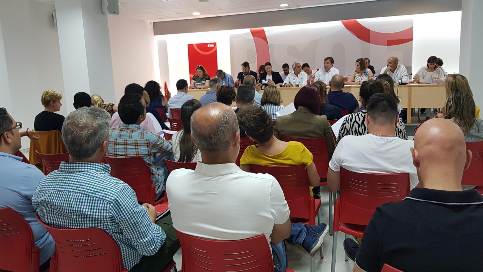 Para el PSOE, el empleo y la igualdad serán los grandes ejes para esta legislatura