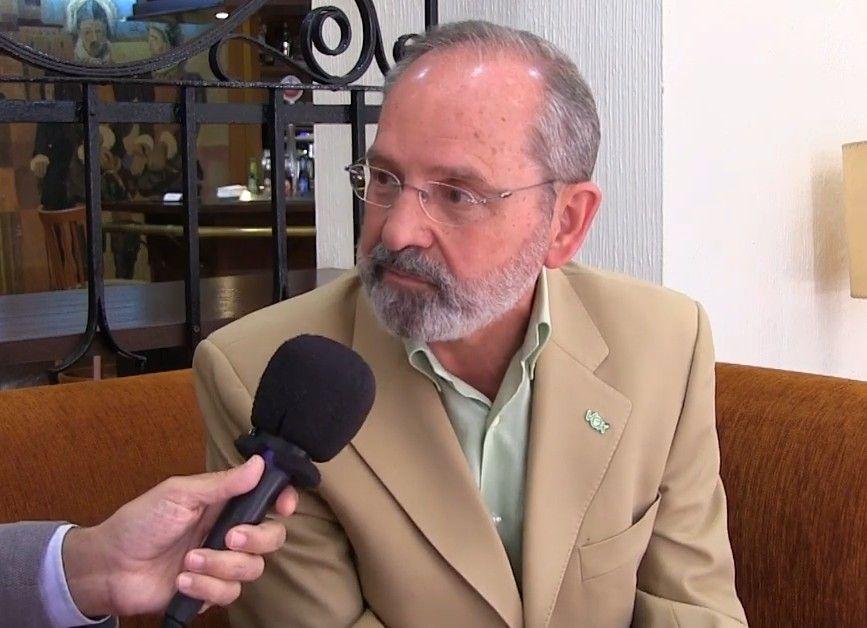 Entrevista a Teófilo Amores, candidato a la alcaldía de Cáceres por VOX