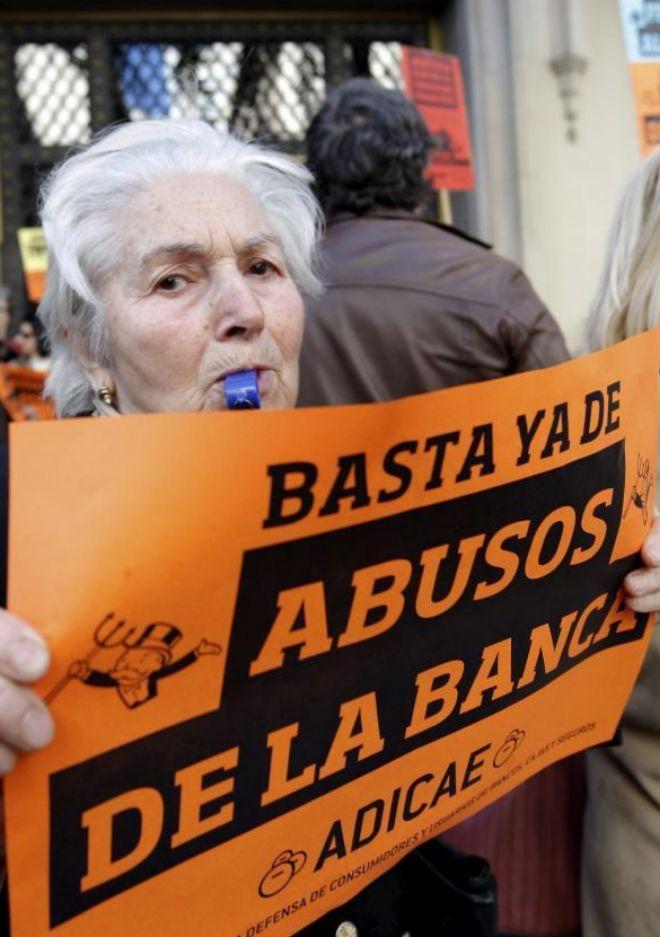 ADICAE Extremadura lanza la campaña Habla a pesar del miedo, para víctimas de abusos bancarios