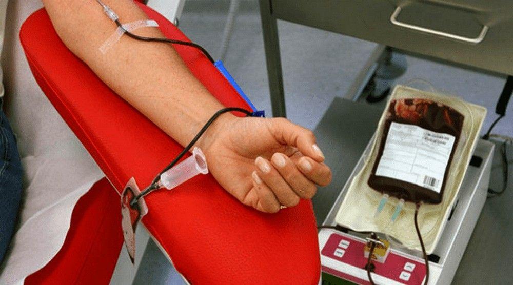 En el Día Mundial del Donante de Sangre se celebran varias colectas para promover donaciones