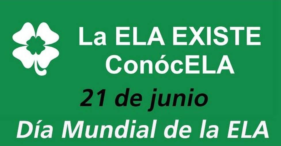 Este viernes se celebra el Día Mundial de la ELA